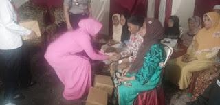 Safari Ramadhan Di Kepohbaru, Kapolres Bantu Kaum Duafa