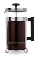French Press with Sturdy Metal Frame