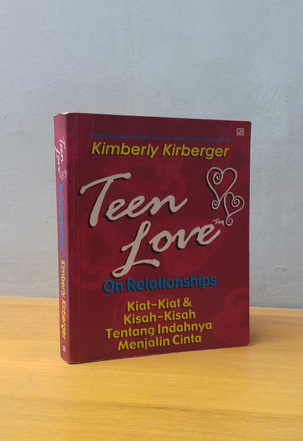 TEEN LOVE ON RELATIONSHIPS, Kimberly Kirberger