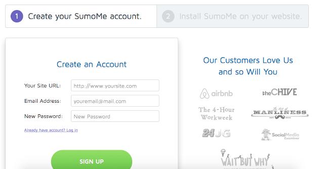 Cara Membuat Button Share Facebook,Twitter, Pinterest pada Gambar di Blog