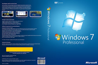 Free Download Cd windows Professional 7 32Bit/64Bit Iso Full Version