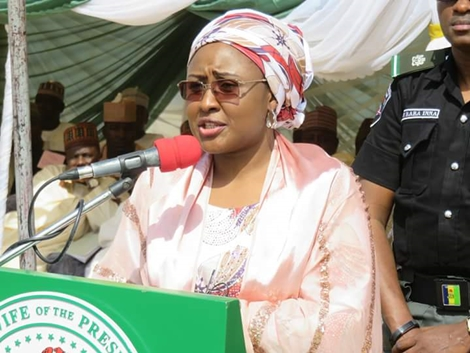 2019 Election: Aisha Buhari Speaks On Who She'll Support Irrespective Of Her Party Lines