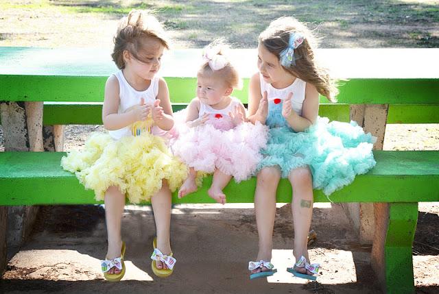 Little Birthday Girls