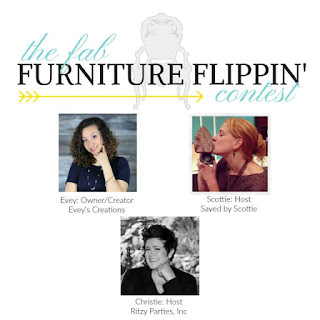 The Fab Furniture Flippin Contest® January 2017