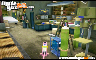 Mod Garagem do Need For Speed World