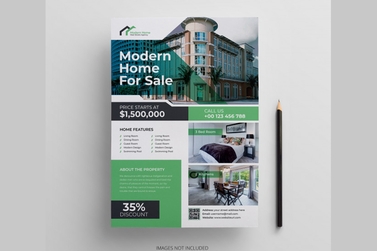 property flyer template free.html