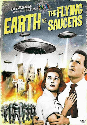 Flying Saucers vs the Earth #3 vfn 2008  Bluewater Comics UFO US Comics