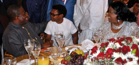 PIC+3+THANKSGIVING - PICTURES: Patience Jonathan's thanksgiving party