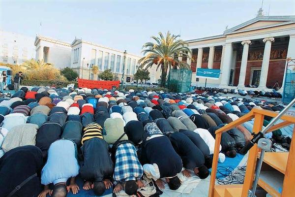 Σχέδιο υπάρχει: Ισλαμοποίηση της Ελλάδας!