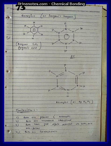 Chemical-Bonding Notes chemistry1