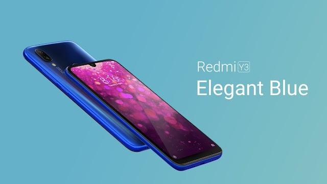 Redmi Y3 First Impressions