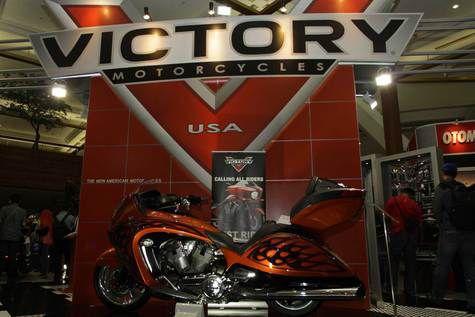Moge Victory 'Custom Paint' Bisa Jadi Pilihan