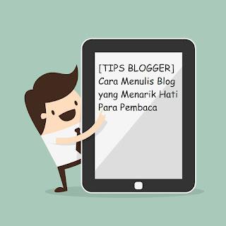 Tips menulis blog
