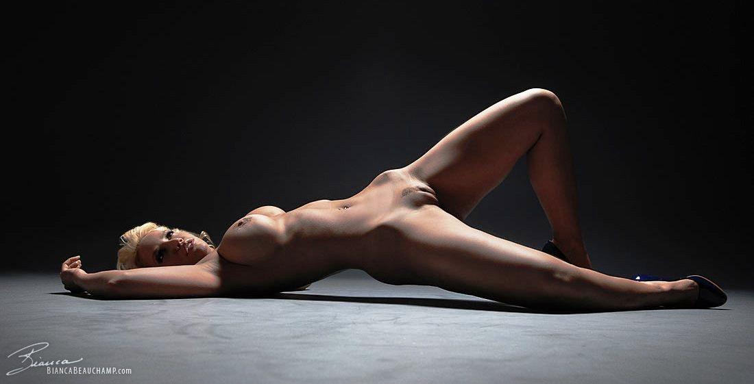 Bianca king naked