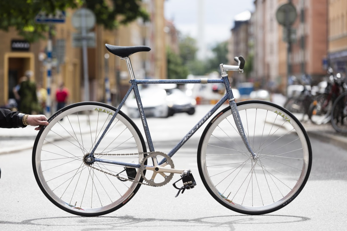 The Fixed Gear World: #bikes | Week 10: 3 best rides from Saadl!