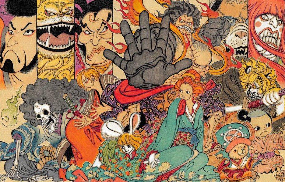 Akan Menjadi Sedahsyat Apakah Arc Wanokuni One Piece Gallery