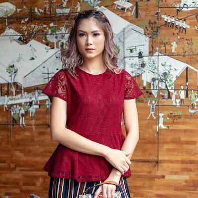 Trend Model Baju Natal Terbaru 2019 Warna Merah