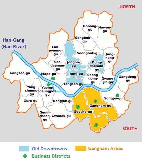 map seocho