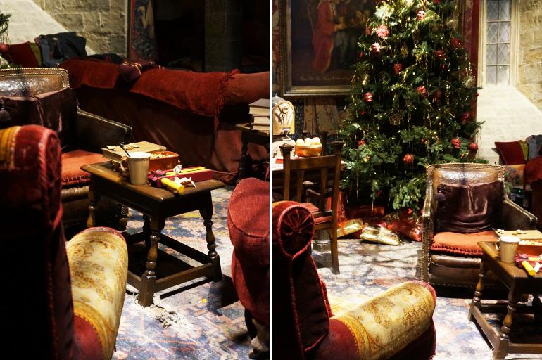 Salle commune de gryffondor 28 images voyage sur les for Salle a manger harry potter