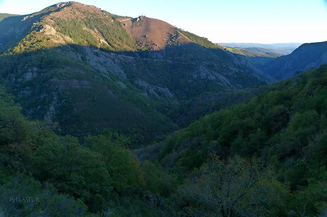 Valle del Silencio - Los Oscos - Asturias