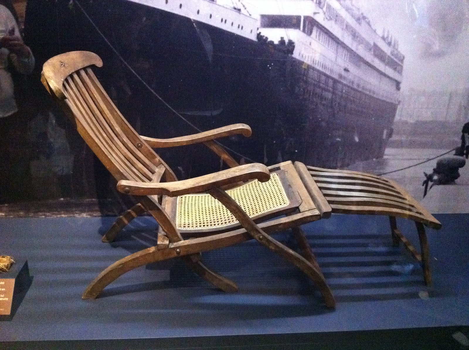 Titanic Deck Chair Blawg Review Arranging Deck Chairs