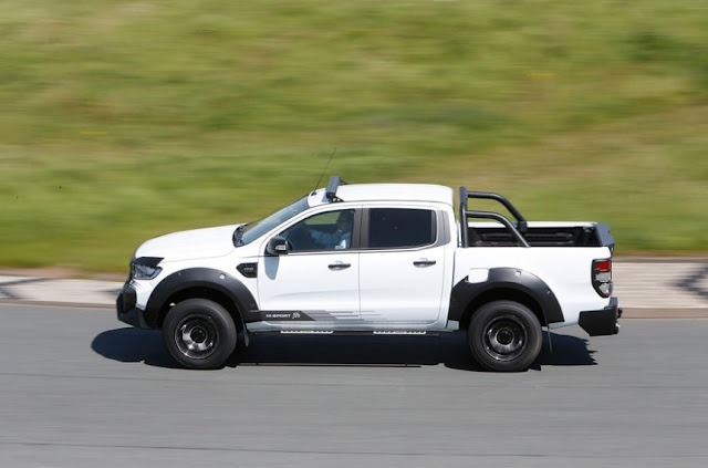 2016 Ford Ranger M-Sport 3.2 TDCi 4x4 twofold taxi review