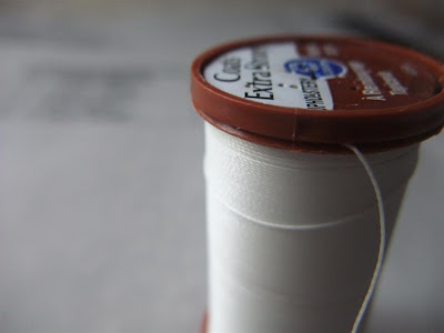 Extra Strength Nylon Thread, spool