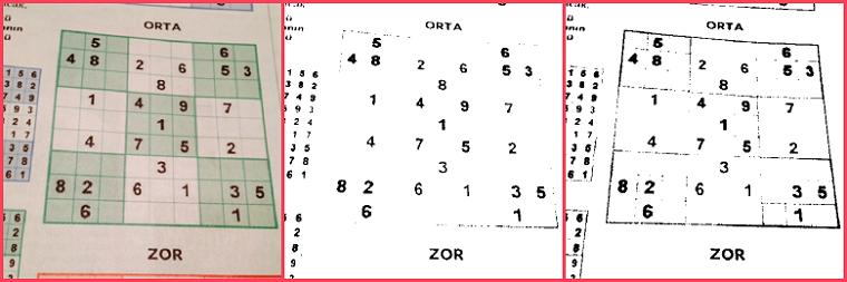 sudoku programı