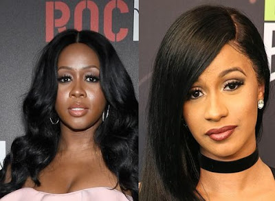 Is Remy Ma And Cardi Collaborating In This Year-New Song New Studio