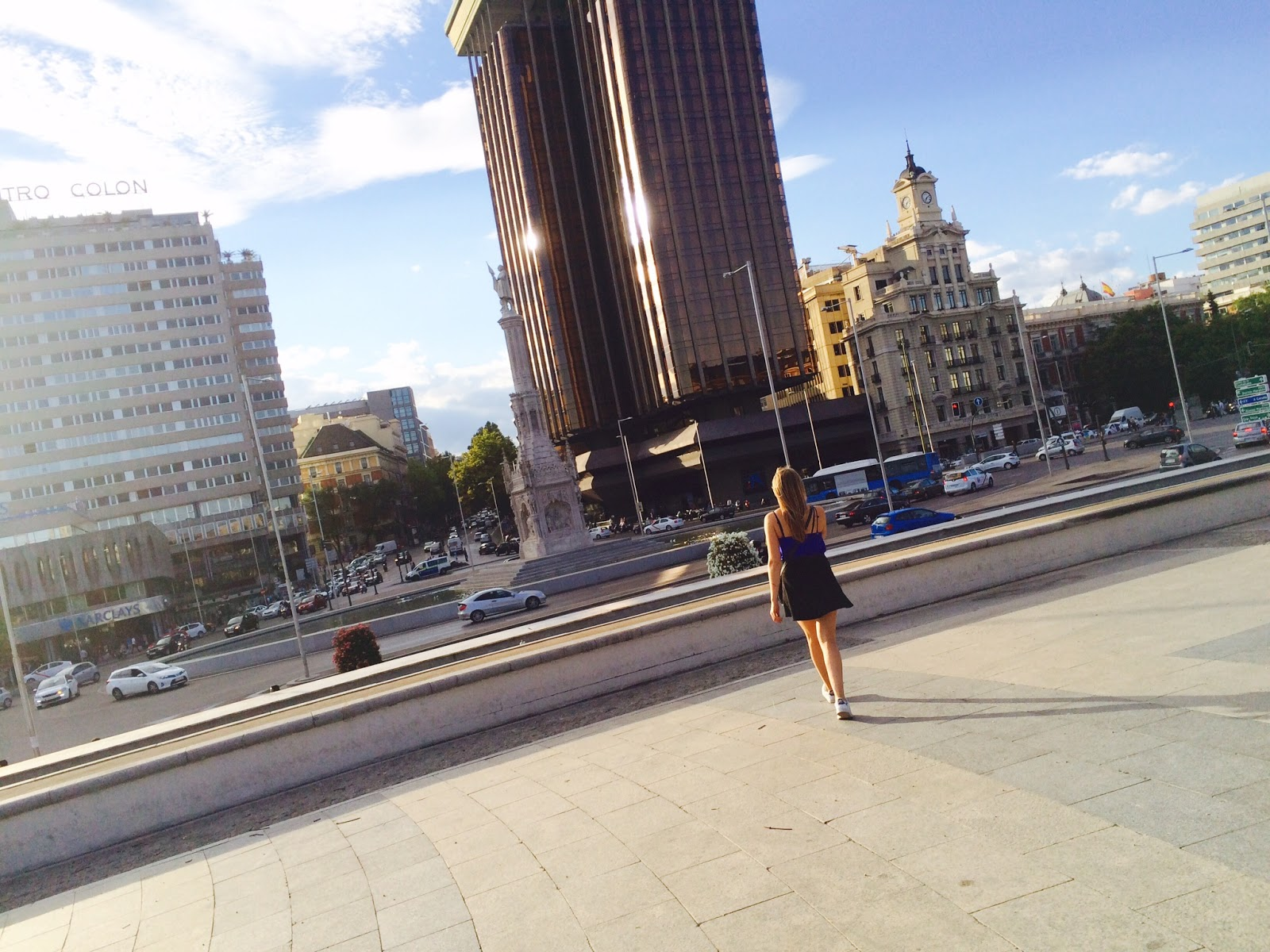 Plaza de Colón - Hotspot