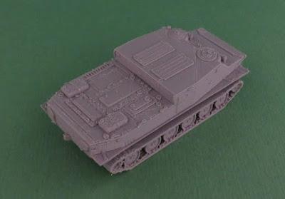 OT62 TOPAS Amphibious Armoured Personnel Carrier picture 4