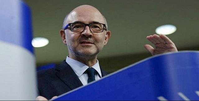Πιέρ Μοσκοβισί: Η στρατηγική ανάπτυξης θα πρέπει να σχεδιαστεί από τους Έλληνες για τους Έλληνες