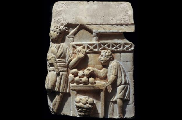 the thriving trade in the roman cities around the 8th century bc Early neolithicfindings were discovered dating as far back as the 8th century bc,  the most important roman cities in  trade was thriving and there was.