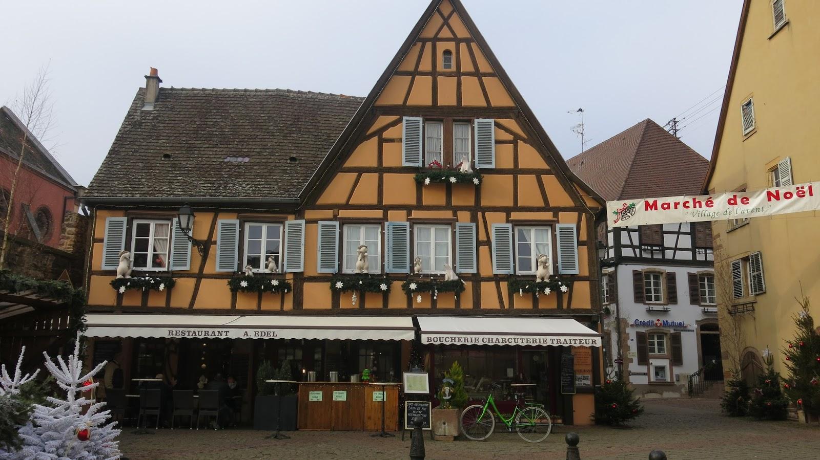bedf25d42a Eguisheim  um dia no vilarejo mais bonito da França