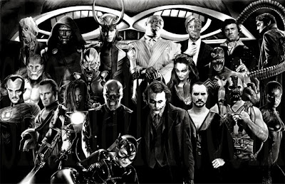 Movie Supervillains