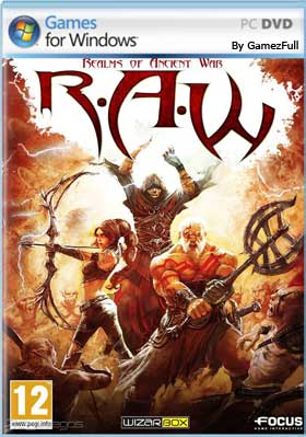 R.A.W. Realms of Ancient War PC [Full] Español [MEGA]