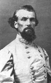 """Confederate General Nathan Bedford Forest, founded KKK (Ku Klux comes from the Greek """"Kuklos"""" which means circle, and the Scottish-Gaelic word """"clan"""" was added later.)"""