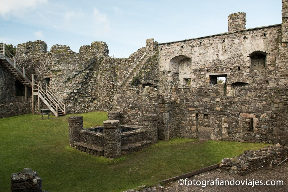 Castillo de Dunstaffnage