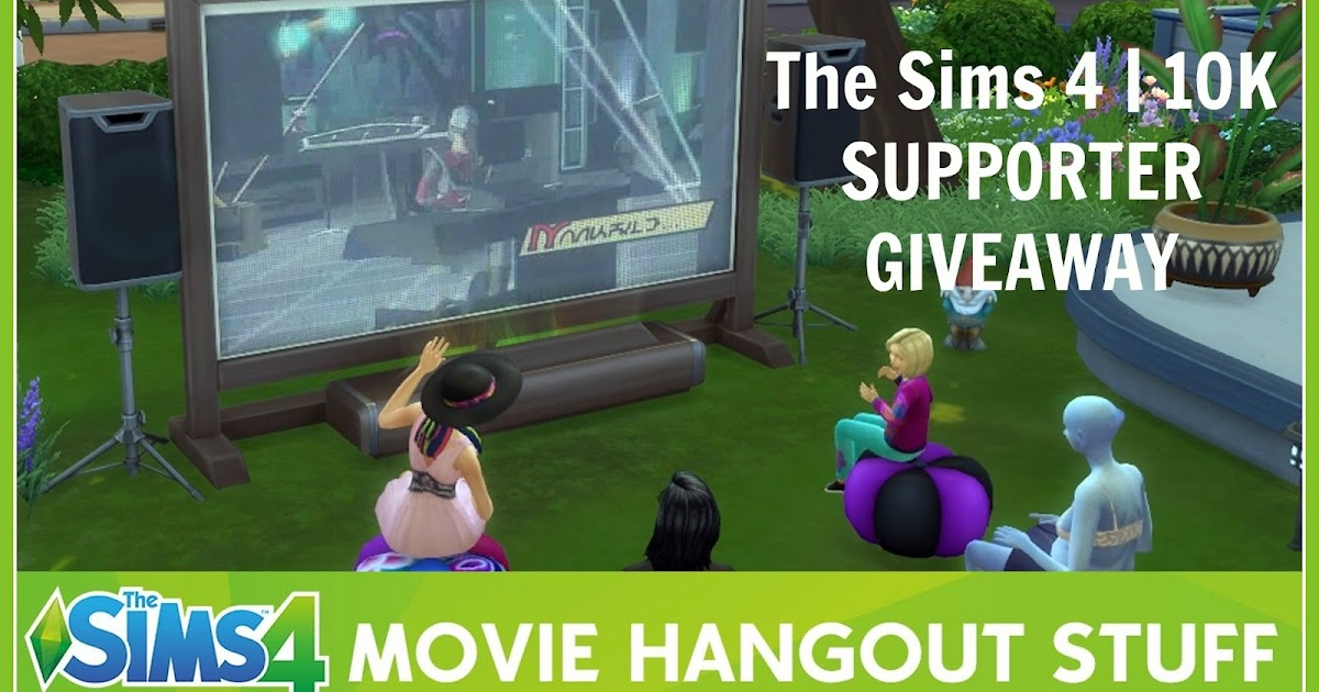 sims 4 giveaway the sims 4 10k supporter giveaway dinha 9801