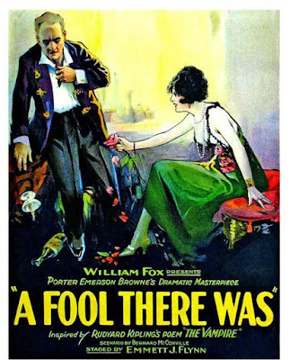 Póster película A Fool There Was