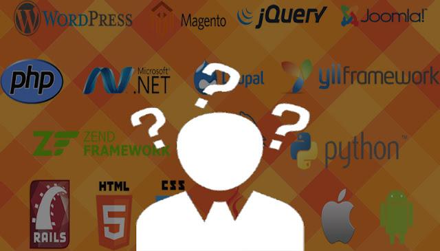 اللغات التي يجب تعلمها حتى تصبح مطور ويب او مبرمج تطبيقات الهواتف