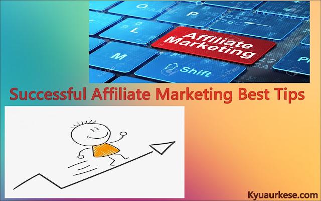 Successful affiliate marketing kaise kare
