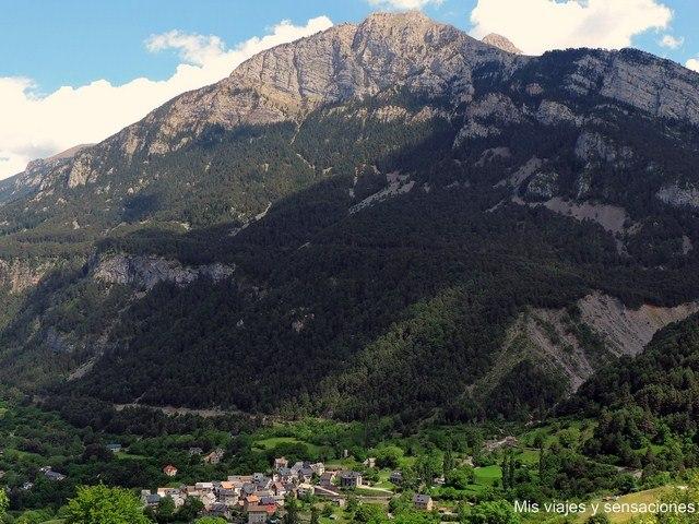 Valle de Gistaín o Chistau, Aragón