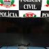 Polícia Civil de Santa Rita recupera televisão furtada de Pacientes do CAIS