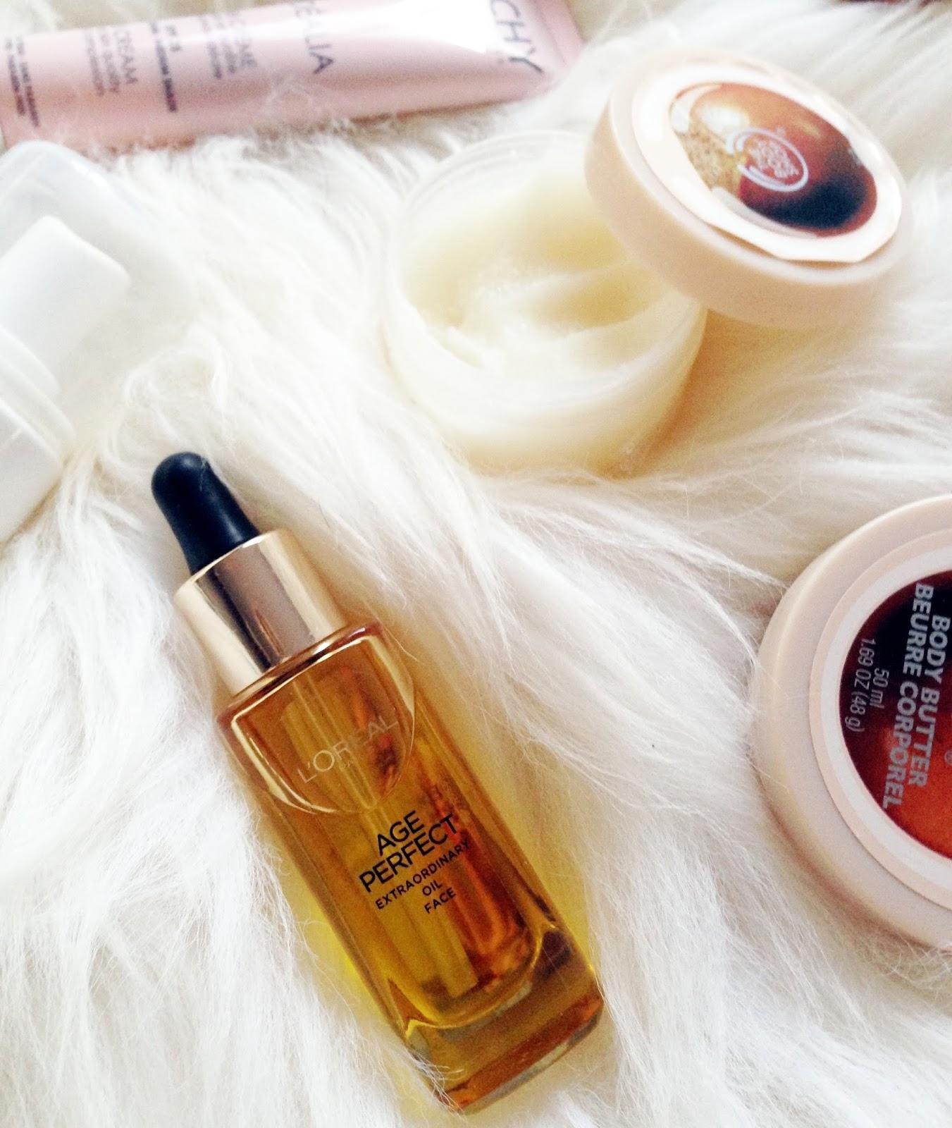 Get glowing spring skin
