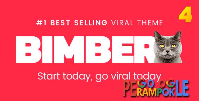 Theme bimber untuk blog viral gratis