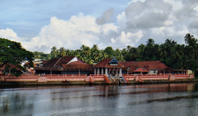 Temples of Kerala -Triprayar temple Thrissur