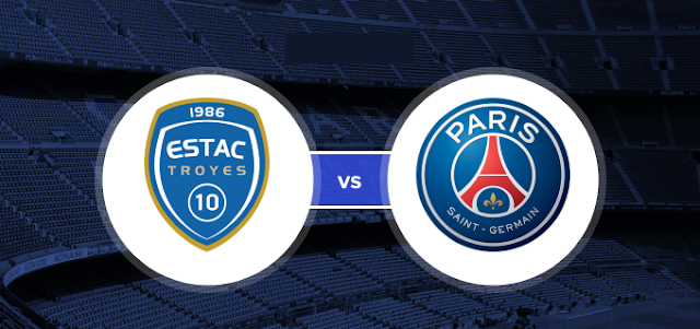 Troyes vs Paris Saint Germain - Video Highlights & Full Match