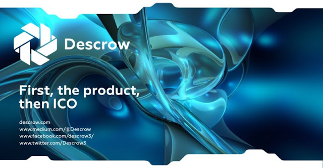 ICO Descrow - Platform Escrow Pertama yang Terdesentralisasi