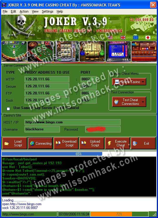 Online Casino Cheat